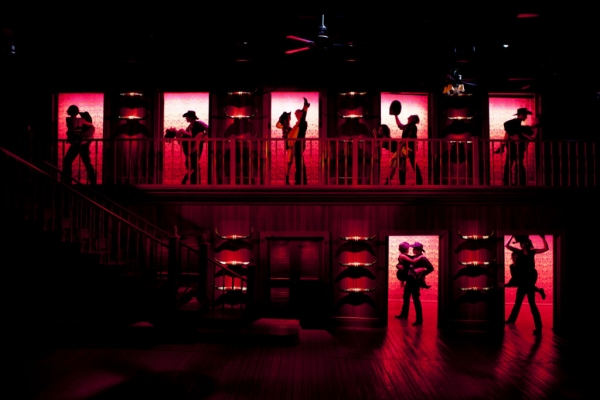 Photo Flash: First Look at Sherri L. Edelen and More in Signature Theatre's BEST LITTLE WHOREHOUSE IN TEXAS