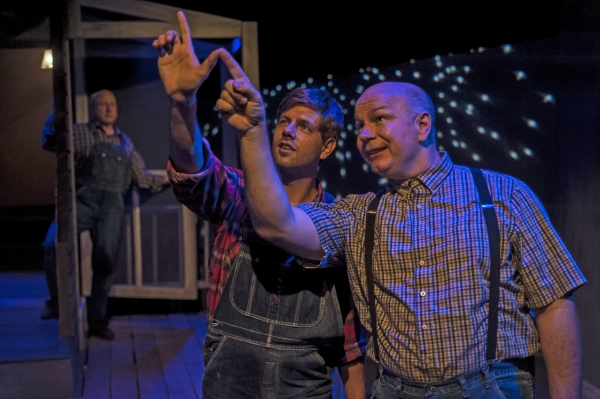 Photo Flash: First Look at Charles, Kennedy, and London in CRT's THE DRAWER BOY