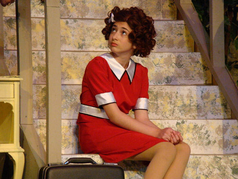 Photo Flash: First Look at MARY POPPINS' Brigid Harrington as Bellarine Theatre Company's ANNIE
