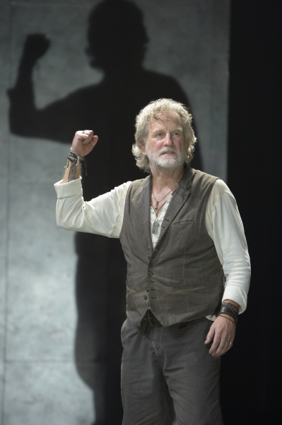 Photo Flash: First Look at Henry Woronicz in AN ILIAD at La Jolla Playhouse