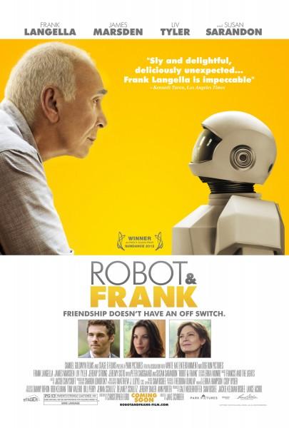 FLASH SPECIAL: Focus On ROBOT & FRANK's Frank Langella