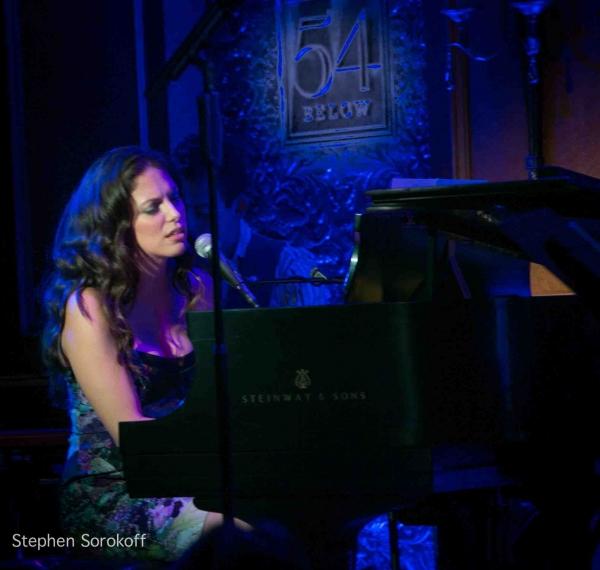 Photo Coverage: Hilary Kole Plays 54 Below!