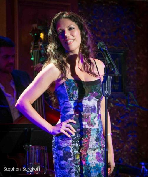 Photos: Hilary Kole Plays 54 Below!