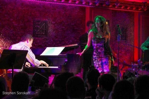 Misha Piatigorsky & Hilary Kole