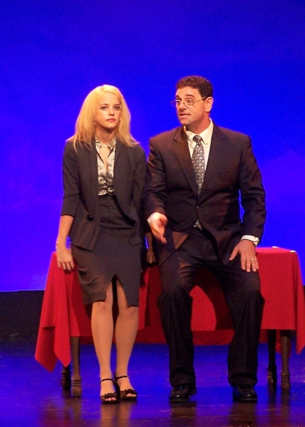 Photo Flash: First Look at Manatee Players' LEGALLY BLONDE, Opening Tonight!