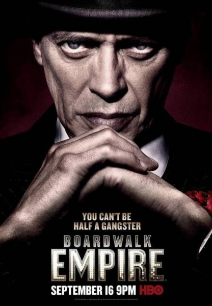 BOARDWALK EMPIRE Season 3 Poster at First Look - BOARDWALK EMPIRE Season 3 Poster