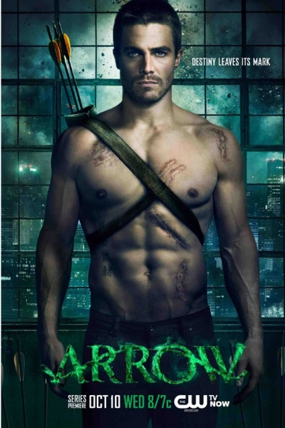 Photo Flash: Poster Art for The CW's ARROW, BEAUTY & THE BEAST, EMILY OWENS, M.D.