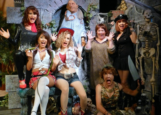 PHOTO FLASH: Kentwood Players Open SCREAM QUEENS Tonight, 9/14