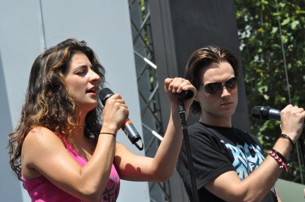 Neka Zang and Justin Sargent