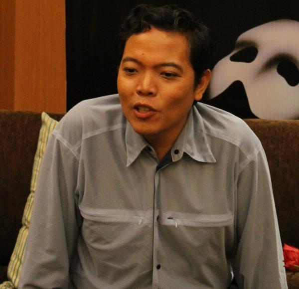 Photo Flash: THE PHANTOM OF THE OPERA Manila Cast Meet the Press