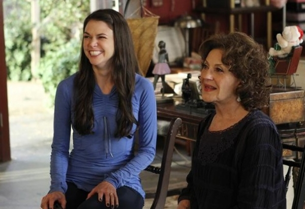 Photo Flash: Sutton Foster, Kelly Bishop in Tonight's BUNHEADS Finale