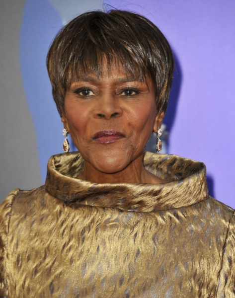 Cicely Tyson at Sparks Shines at LA Premiere of SPARKLE