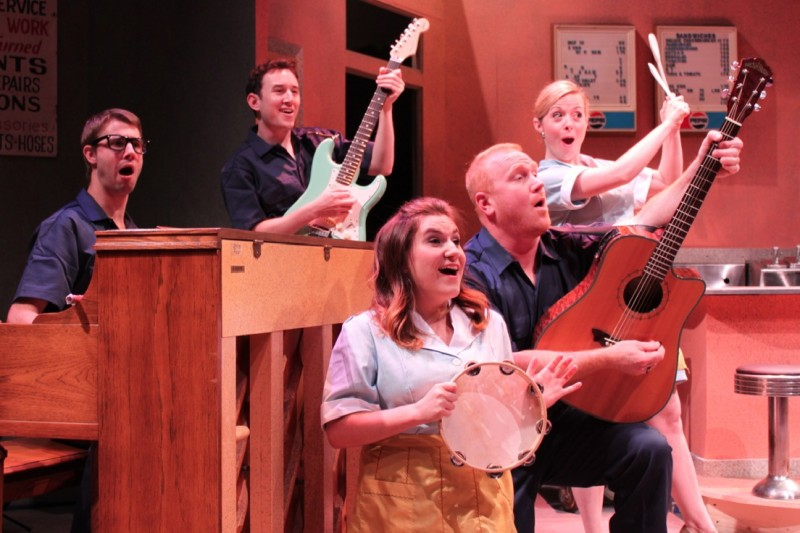Chenango River Theatre Presents PUMP BOYS AND DINETTES, 8/23-9/16