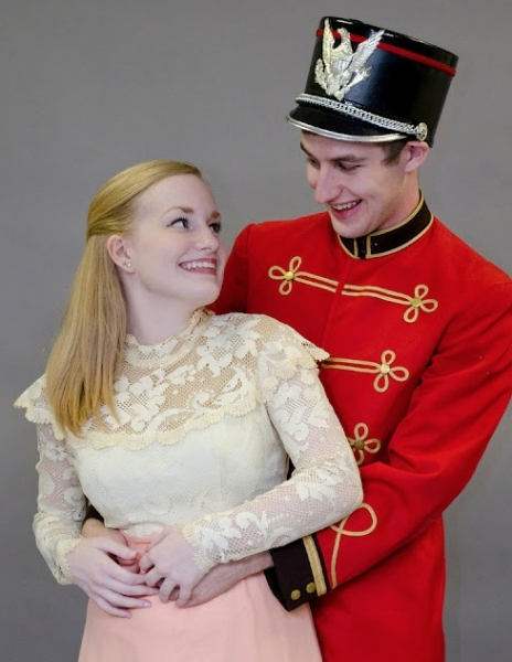 Photo Flash: First Look - BCP's THE MUSIC MAN, Opening 9/8