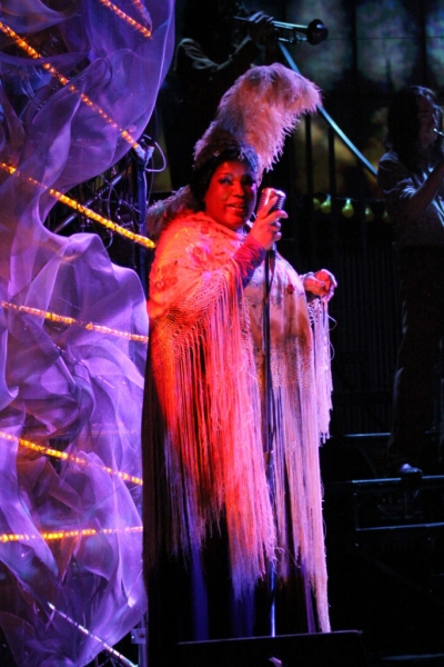 Photo Flash: First Look at Mary Bridget Davies in ONE NIGHT WITH JANIS JOPLIN at Arena Stage