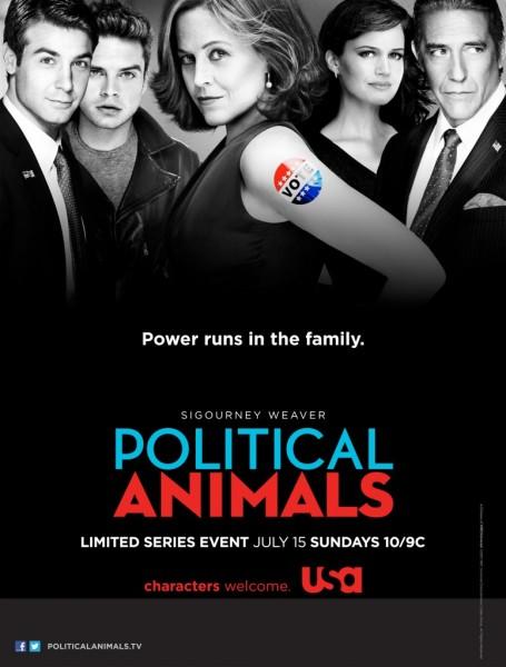 InDepth InterView: Carla Gugino On POLITICAL ANIMALS, Arthur Miller, Sondheim Musicals, Roundabout & More!