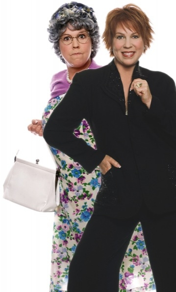 Photo Flash: First Look at VICKI LAWRENCE AND MAMA at the Spencer Theater