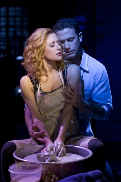 BWW Flashback: GHOST THE MUSICAL Leaves Broadway, Moves Beyond Today, Aug 18