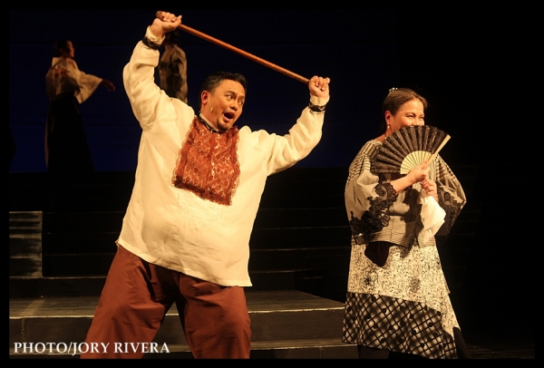 Photo Flash: On Stage with Tanghalang Pilipino's WALANG SUGAT
