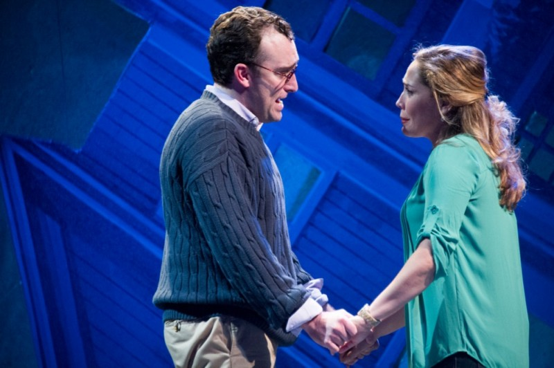 Photo Flash: Andréa Burns, Chris Hoch and More in Hangar Theatre's NEXT TO NORMAL