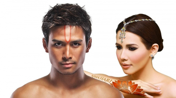 Photo Flash: Ballet Philippines Releases RAMA HARI Publicity Shots