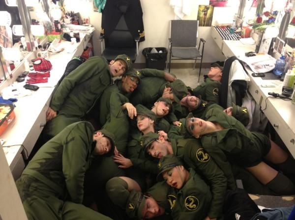 Photo Flash: Saturday Intermission Pics, August 18 - Double-Sized Special Jimmy Fallon Edition!