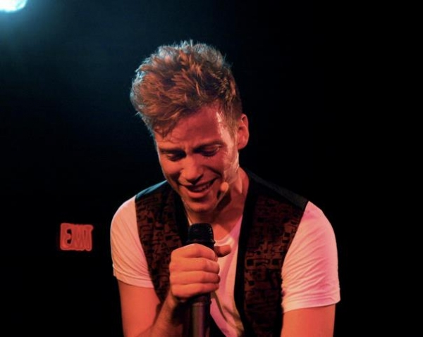 Barrett Foa at First Look at FOR THE RECORD: JOHN HUGHES at Rockwell: Table & Stage