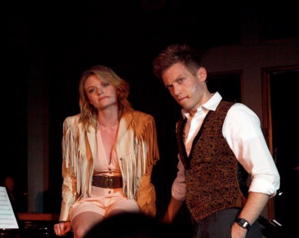 Photo Flash: First Look at FOR THE RECORD: JOHN HUGHES at Rockwell: Table & Stage