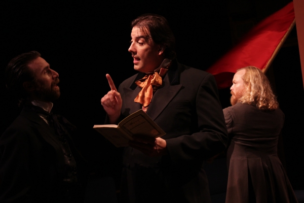 BWW Interviews: Rebecca Udden and Vivienne St. John Talk About Everything Main Street Theater
