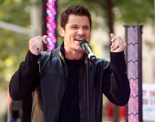 Photo Flash: Nick Lachey & 98 Degrees Perform on TODAY