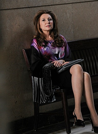Donna Murphy  at First Look - Donna Murphy Guest Stars on CBS's MADE IN JERSEY