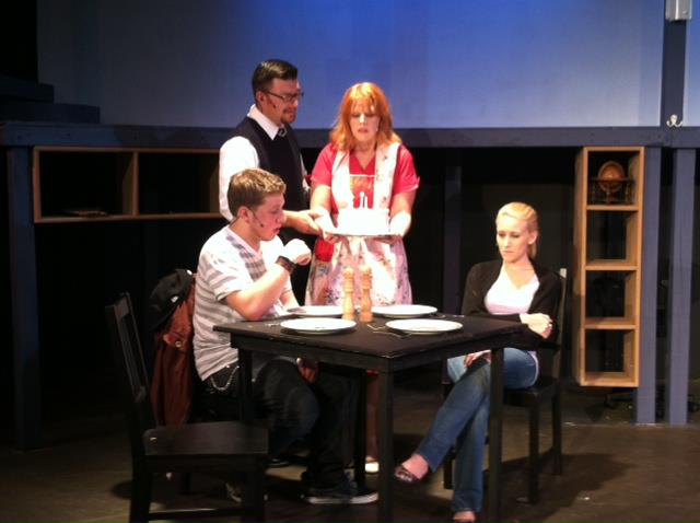 BWW Reviews: Merrick Theatre's NEXT TO NORMAL Endures, Copes, Hurts & Hopes