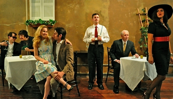 BWW Reviews: Spark Theater's THE LOVE POTION - Pleasant, but Needed More!