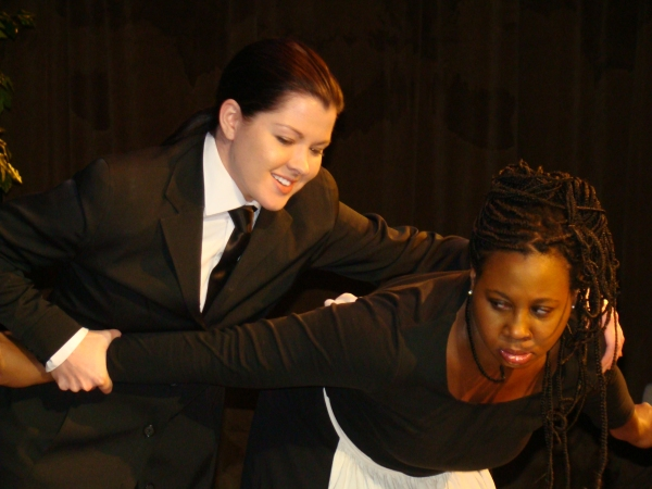 Photo Flash:  First Look at She&Her's TWELFTH NIGHT OR WHAT YOU WILL