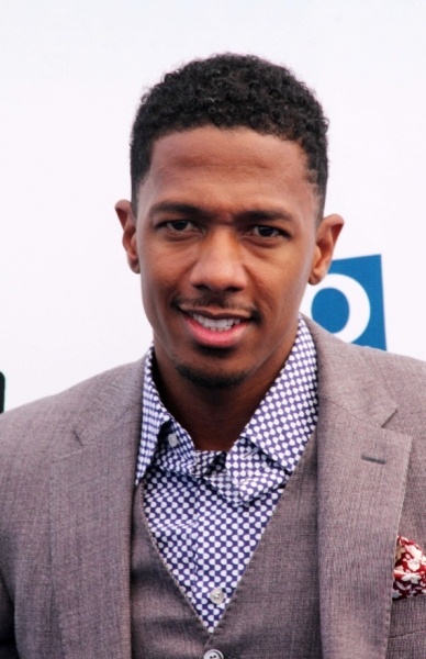 Nick Cannon at Lea Michele, Kristen Bell at 2012 'Do Something' Awards