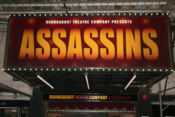 Photo Flashback: ASSASSINS on Broadway Part 1 - Gypsy Robe Ceremony