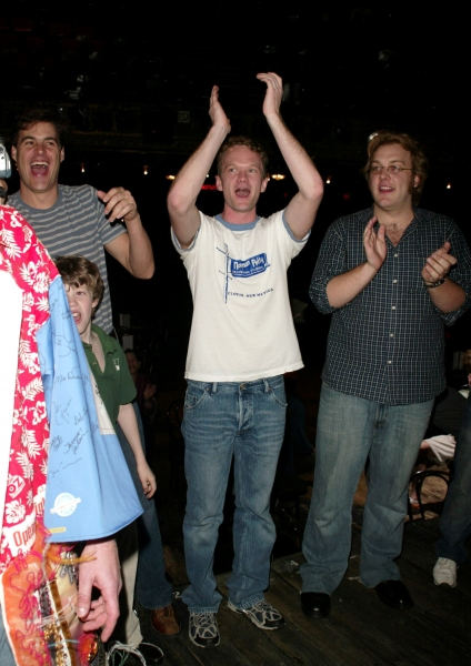 Neil Patrick Harris  at Photo Flashback: ASSASSINS on Broadway Part 1 - Gypsy Robe Ceremony