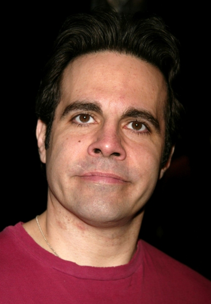 Mario Cantone  at Photo Flashback: ASSASSINS on Broadway Part 1 - Gypsy Robe Ceremony