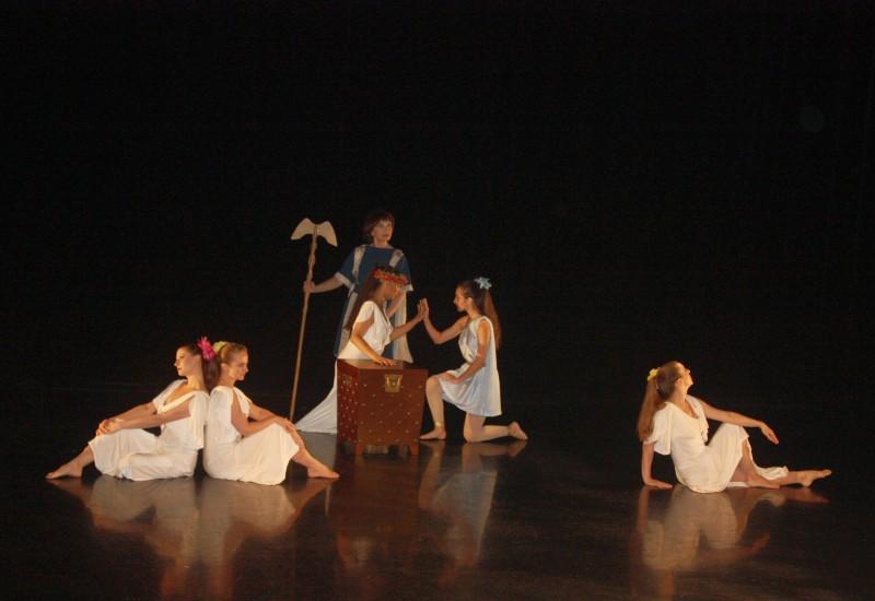 BWW Interviews: Morgiana Celeste Varricchio Talks Mosaic Dance Theater