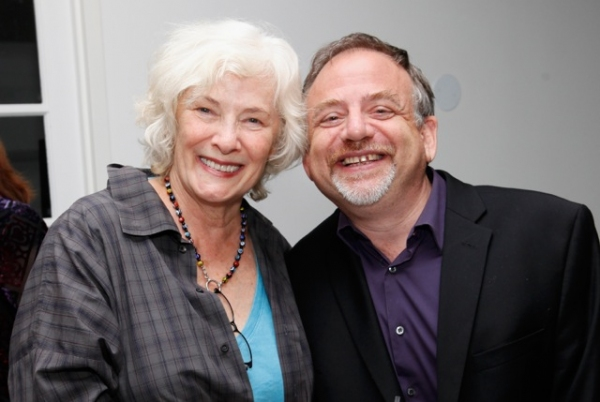 Betty Buckley, Marc Shaiman at Bradley Cooper, Nathan Lane, and More Visit Victor Garber at 54 Below!