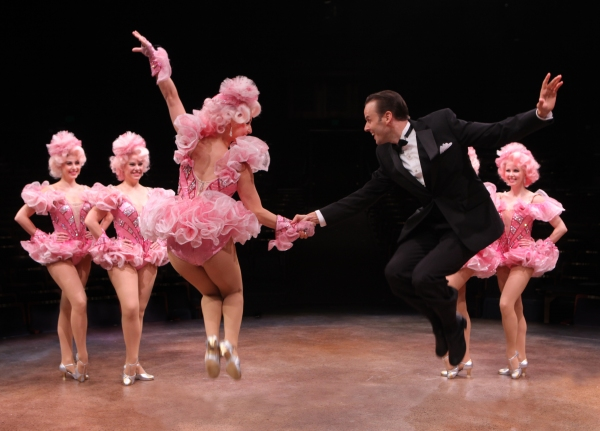 Photos: First Look at Noah Racey in Music Circus' CRAZY FOR YOU