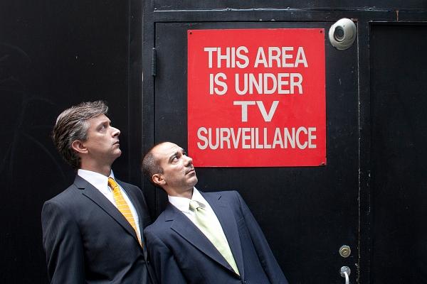 Michael Frederic and Evan Zes