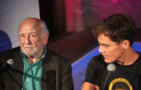 Ed Asner, Michael Shannon