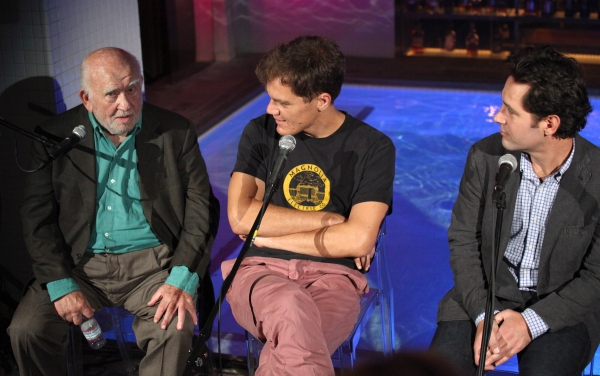 Ed Asner, Michael Shannon, Paul Rudd