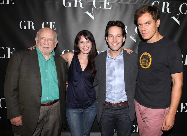 Photo Coverage: GRACE Cast Meets the Press at Poolside!