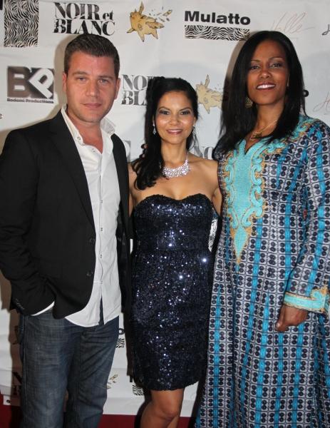 Tom Murro, Juliette Fairley and Ilyasah Shabazz Photo
