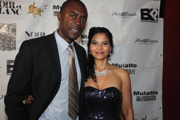 Photo Flash: Inside Opening Night of MULATTO SAGA