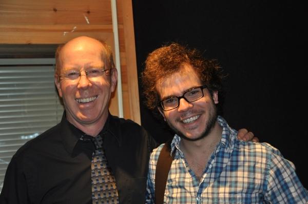 D.C. Anderson and Greg Jarrett