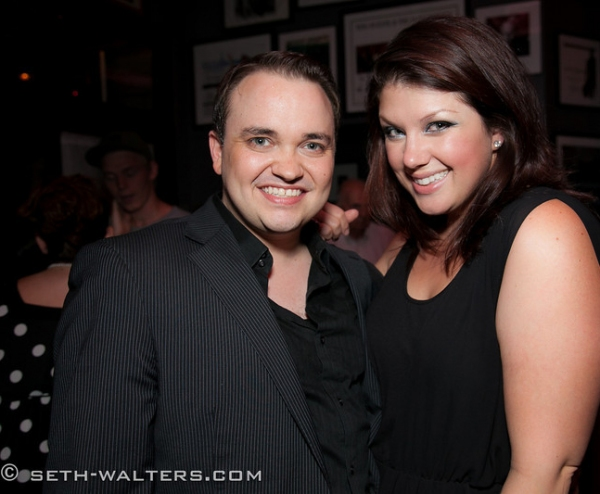 William Blake and Jane Monheit at William Blake's ECHOES OF ETTA Returns to Broadway at Birdland Series