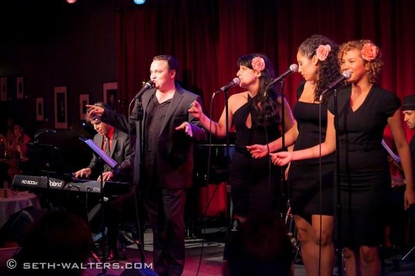 Photo Flash: William Blake's ECHOES OF ETTA Returns to Broadway at Birdland Series